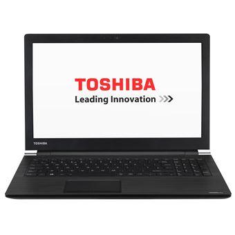 """Portátil Toshiba A50-E-10W i7 SSD 512GB 15.6"""" Preto"""