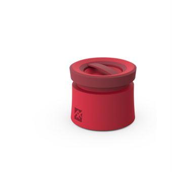 Coluna portátil iFrogz Coda Bluetooth Vermelho