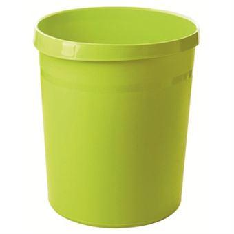 Caixote do Lixo HAN GRIP 18 l Redondo Polipropileno (PP) Verde