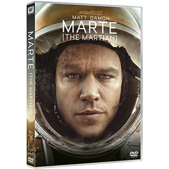 The Martian (2015) / Marte (DVD)
