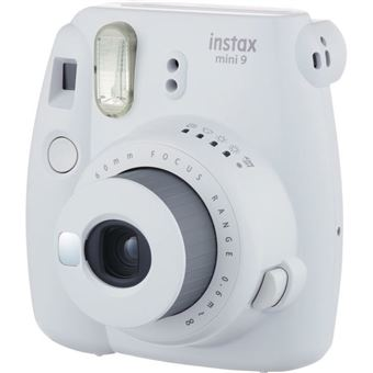Fujifilm Instax Mini 9 + 10 instant picture film 62 x 46mm Branco câmara de impressão instantânea