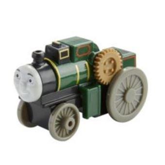 Comboio Fisher-Price Thomas & Friends DXR90 Preto e Verde e Cinzento