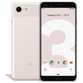 Smartphone Google Pixel 3 4GB 64GB Rosa