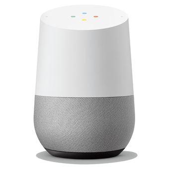 Assistente Virtual Google Home Cinzento, Branco