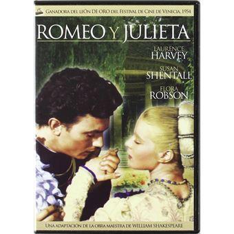 Romeo & Juliet (1954) / Romeo y Julieta (DVD)