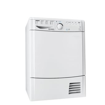 Máquina de Secar Roupa Carga Frontal Indesit EDPA 745 A1 ECO (EU) 7Kg A+ Branco
