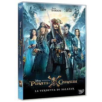 Walt Disney Pictures Pirates of the Caribbean: Dead Men Tell No Tales DVD 2D Alemão, Inglês, Italiano, TUR