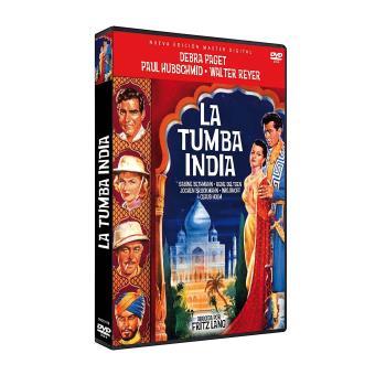 La tumba india / Das indische grabmal the indian Tomb (DVD)