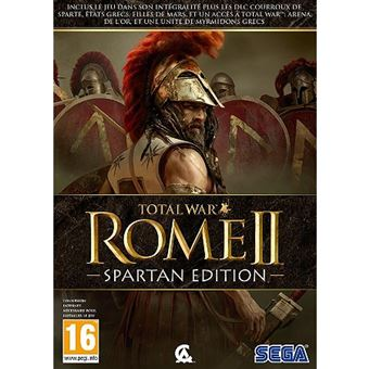 Total War: Rome II - Spartan Edition PC