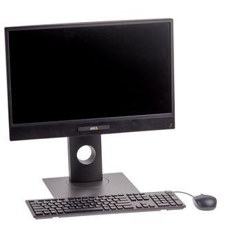 Desktop All-in-one Axis S9201 Mk II i3 3,6 GHz 8GB SSD 128GB Preto