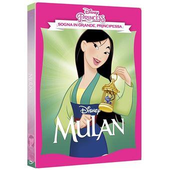 Walt Disney Pictures Mulan, DVD 2D Inglês, Italiano