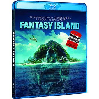 Fantasy Island (2020) (Blu-ray)