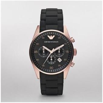 ffb2651fadf Relógio Emporio Armani AR5905 Preto e Dourado - Outros Relógios - Compra na  Fnac.pt