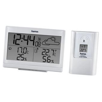 Estações meteorológicas digitais Hama EWS-890 Branco