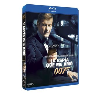 007 The Spy Who Loved Me / La Espia Que Me Amo   (Blu-ray)