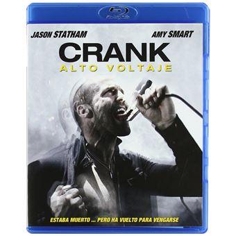 Crank: High Voltage / Crank: Alto Voltaje (Blu-ray)