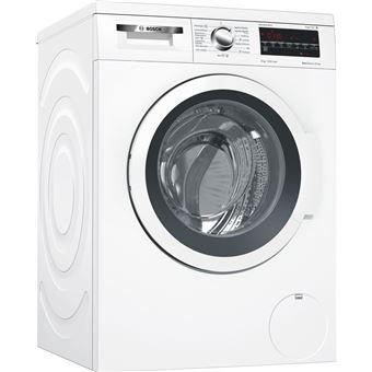 Máquina de Lavar Roupa Carga Frontal Bosch WUQ24468ES 8Kg A+++ Branco
