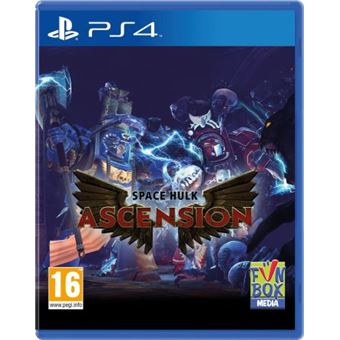 Space Hulk Ascension - PS4