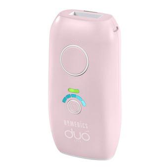 Depiladora de Luz Pulsada HoMedics HH-180 Duo Lite Rosa