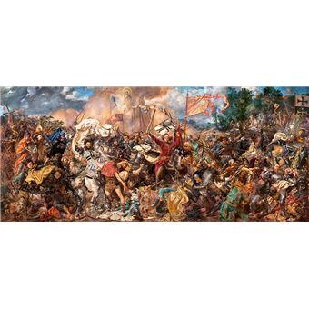 Castorland The Battle of Grunwald, Jan Matejko 600peça(s)