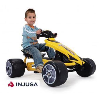 Veículo Infantil Injusa Go-Kart Arrow