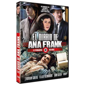 O Diário de Anne Frank (DVD)