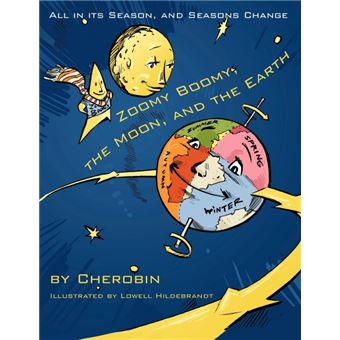 zoomy Boomy, The Moon, And The Earth Paperback -