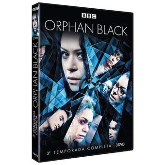 Orphan Black - Temporada 3 Completa