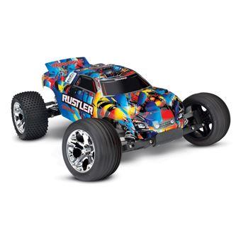 Carro Telecomandado Traxxas Rustler 2WD Stadium Truck 1/10