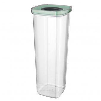 Caixa de armazenamento de comida BergHOFF Leo 3950141  Retangular 2,1 l Transparente 1 peça(s)