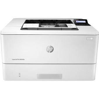 Impressora a Laser P&B HP LaserJet Pro M404dn Branco