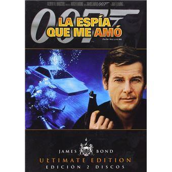 007 The Spy who loved me / La espia que me amó (2DVD)