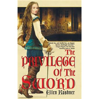 the Privilege Of The Sword Paperback -