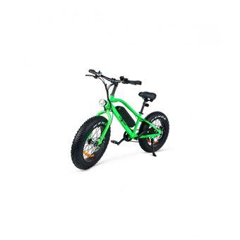 Bicicleta Elétrica EcoXtreM FatBike | 250 W - Verde