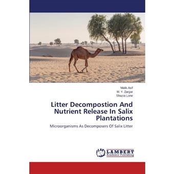 Litter Decompostion and Nutrient Release in Salix Plantations - Paperback / softback - 2015