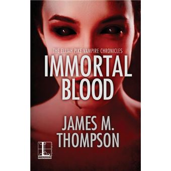 immortal Blood Paperback -