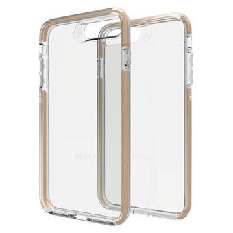 Capa GEAR4 D3O Piccadilly Dourado para iPhone 7 Plus