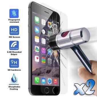 """Proteção de Vidro Temperado Ociodual para iPhone 6 + / 6S Plus 5.5"""""""" 2 Unidades"""