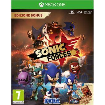 Sonic Forces: Bonus Edition Xbox One