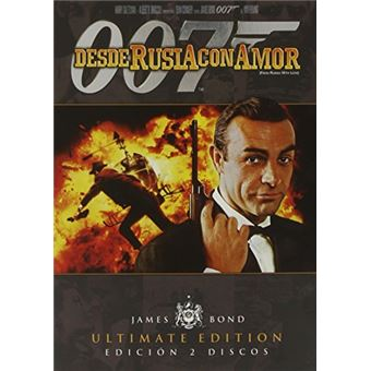 007 From russia with love / Desde Rusia com Amor (DVD)