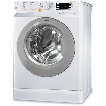 Máquina de Lavar e Secar Roupa Indesit Xwde861480x Wssseu