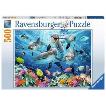 Puzzle Ravensburger 500 Peças