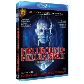Hellbound: Hellraiser 2 Bd