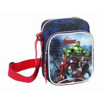 Mala Pequena Avengers Assemble