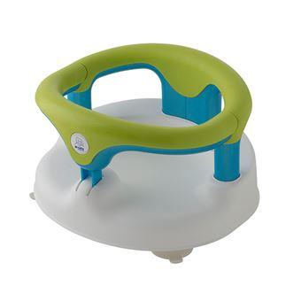Rotho Babydesign 20429 0220 01 assento de banheira para bebé Azul, Verde, Branco