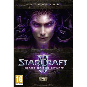 StarCraft II: Heart of the Swarm PC/Mac