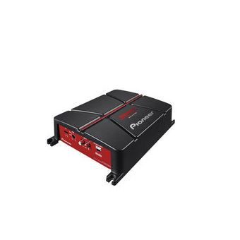 Pioneer GXT-3706B amplificador automóvel A 2 canais 500 W