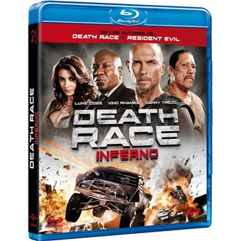 Death Race Inferno (BD)