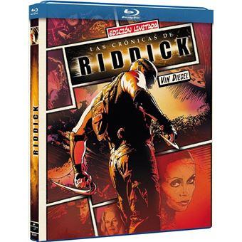 The Chronicles of Riddick (2004) / Las Cronicas de Riddick (Blu-ray)