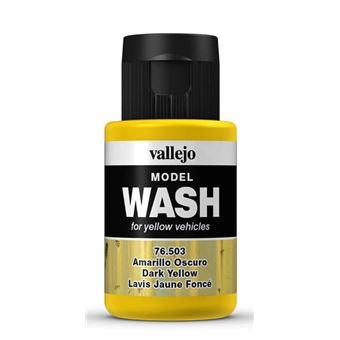 Aguarela vallejo 76.503 amarelo 35 ml garrafa 1 unidade(s)